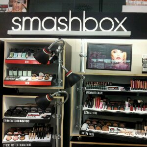 Smashbox, Boots, Sedley Place