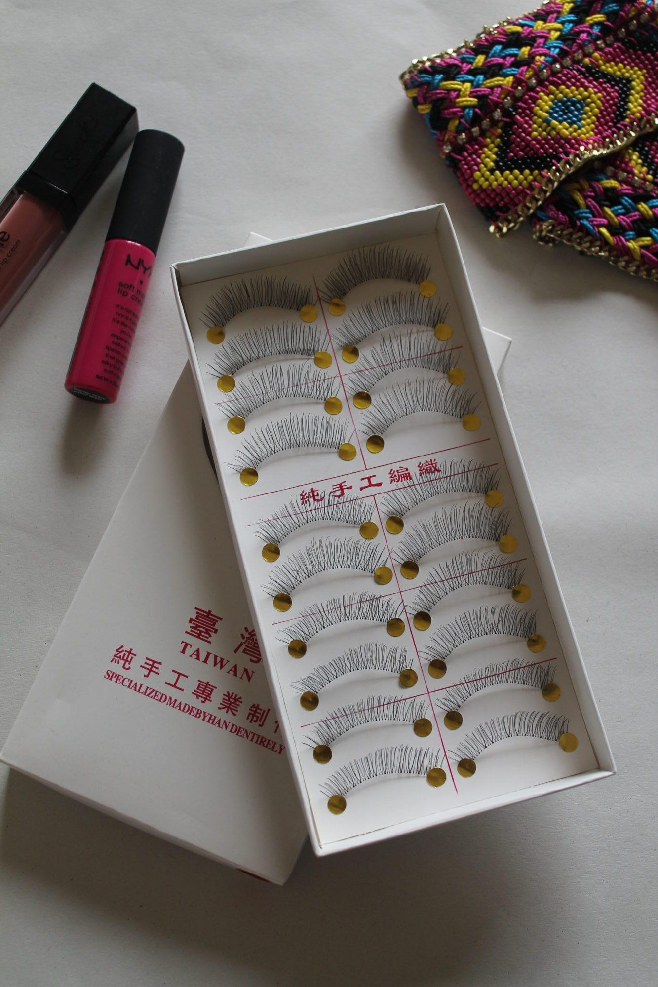 Chinese lashes