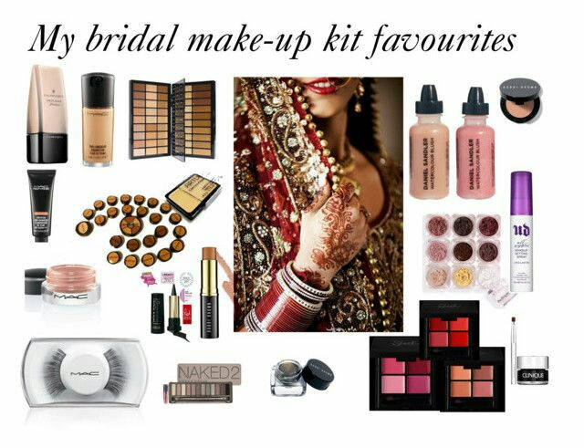 Bridal makeup favourites