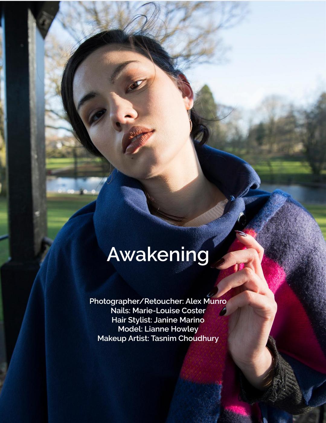 Awakening - Bring Me mag